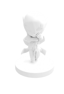 Mahi Transparent Tabletop Anime Chibi Mini Miniature